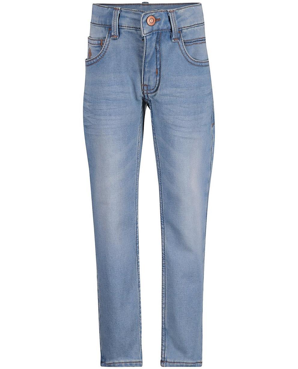 Hellblaue Slim-Jeans - Sweat Denim - JBC